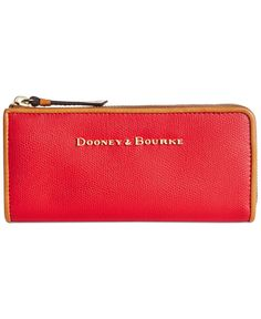 Dooney & Bourke Claremont Zip Clutch