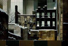 Frank Horvat, New York, 1980s