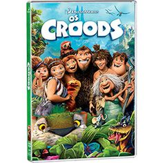 DVD - Os Croods