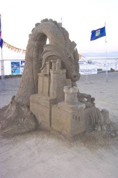 JPB: Sand Sculpture collection | Consuming Pastime