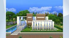 Confira este lote na Galeria do The Sims 4! - A good home for big families…