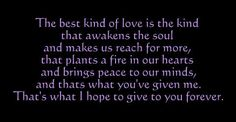 notebook quotes the best kind of love | Best Kind Of Love Graphics Code | Best Kind Of Love Comments ...