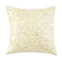 Because I'm Pillow Crazy and I don't have this one! | Fontaine Shell Pillow @Ballard Designs