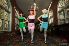 """Go Powerpuff Girls, go!!!! Go Powerpuff Girls, go!!!!"""