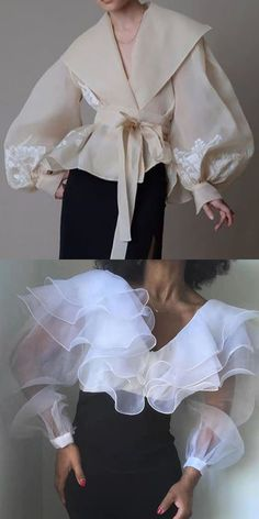 Women's fashion blouses, fashion casual style and comfortable material you will love it, tops, jumpsuits and dresses you can options. Source by ldylvlce outfit Blouse Styles, Blouse Designs, Look Fashion, Womens Fashion, Fashion Design, Fashion Blouses, Fashion Dresses, African Fashion, Blouses For Women
