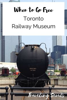 Here's how we got into the Toronto Railway Museum for free! And they offered free kid train rides too! Click on the link to see more or save this pin for later. See more at Traveling Seouls.