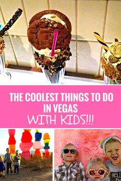 The Coolest Kid Friendly Things To Do In Las Vegas Most Of Them Are