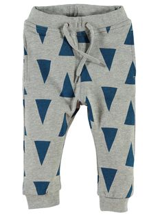 MINI PATTERNED SWEAT PANTS - Name it