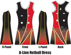 Why choose Game Clothing for your custom Netball Dresses? Netball Dresses, R Panel, Sport Outfits, Designer Dresses, Woman, Sewing, Sports, Clothes, Ideas