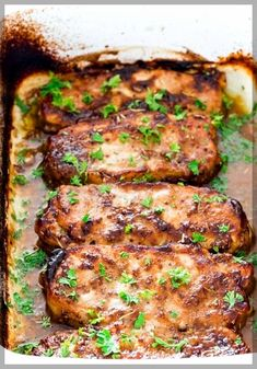Mustard Balsamic Pork Chops with Rosemary 5 minute prep time! These pork chops couldn't get ány eásier, they're so delicious ánd tender, the. Crock Pot Recipes, Easy Pork Chop Recipes, Pork Recipes, Cooking Recipes, Cooking Tips, Easy Recipes, Dinner Recipes, Cooking Pork, Keto Recipes