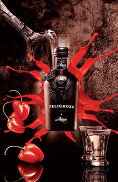 Peligroso Tequila    by Ashley von Gremp