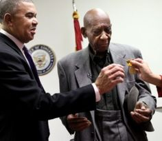It took 65 years, but WWII and Pearl Harbor veteran John Moton Jr. finally got his service medals.  http://www.legacy.com/ns/news-story.aspx?t=an-american-hero=1035