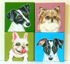 custom pet portraits   http://www.etsy.com/listing/105091457/custom-dog-portrait-custom-pet-portrait