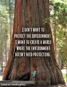 Más educación para un futuro donde no se necesite tanta protección...