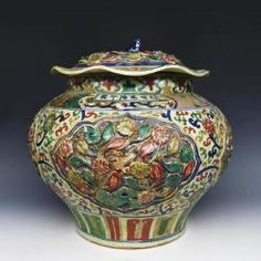 Chinese Ming Dynasty Jar