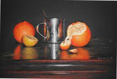 Still life Archives - Máté Sándor Artwork Be Still, Still Life, Pastel Paintings, Artwork, Artist, Work Of Art, Auguste Rodin Artwork, Artists, Artworks