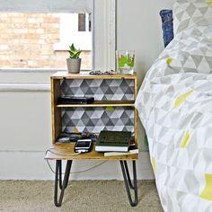 Intégrer des caisses en bois dans la déco de la chambre à coucher! 20 idées…