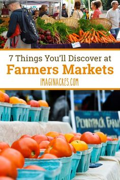 7 Things You'll Discover Shopping at Farmers Markets: Why Shop Farmers Markets? Shopping at the farmer's market will teach you more about the foods you eat. Here are seven things you will discover shopping at local farmers market. Canning Jar Labels, Surviving In The Wild, Raising Chickens, Simple Living, Grocery Store, Farmers Market, Homesteading, Survival, Jason Mraz
