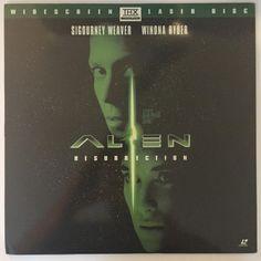 Alien Resurrection Laserdisc