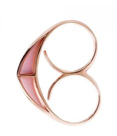 KATIE ROWLAND. love this double ring design.