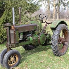 Fix John Deere Tractors 763782418042977697 - Check out this 1936 John Deere B in original condition from – thanks Source by lazarbudjanovcanin Agriculture Machine, Agriculture Tractor, Farming, Old John Deere Tractors, Farmall Tractors, Antique Tractors, Vintage Tractors, Sprint Car Racing, Auto Racing