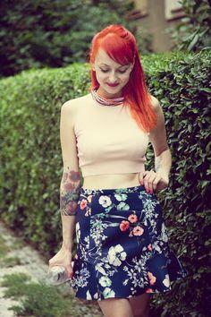 Equa life Floral, Skirts, Life, Vintage, Style, Fashion, Women, Swag, Moda