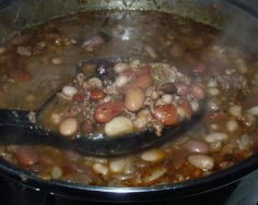 Calico Bean Soup Recipe from Mix