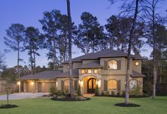 Plan 4352 on www.heavenly-homes.com, check it out!