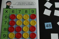 times table game