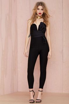 Nasty Gal How Sweetheart It Is Jumpsuit | Shop Clothes at Nasty Gal