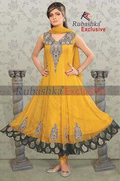 Rubashka Exclusive Eid Dresses Fashion For Girls 18 Rubashka Exclusive Eid Dresses Fashion For Girls