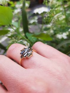 Oona collection  ring Sapphire, Rings, Collection, Jewelry, Jewels, Jewellery Making, Ring, Jewlery, Jewelry Rings