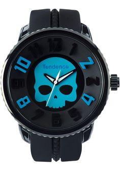 Tendence + Hydrogen Skull Watch