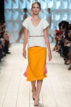 2015 S/S Paris 레디 투 웨어 Nina Ricci