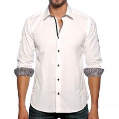 Jared Lang, Dress Shirt style # MAD9W228 | TEMPTBRANDS