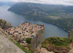 Preikestolen - Norway