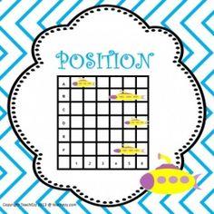 Position Kindergarten and Year 1/2