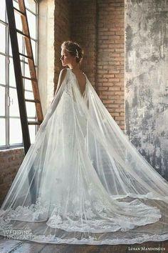 White dress n veil