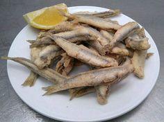 Boquerones fritos. Reserva online en EligeTuPlato.es
