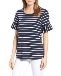 Image result for bell sleeve tee