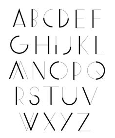 Suave Font by Ricky Richards, via Behance
