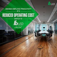 With IB LED lights we offer high efficiency lighting for your offices. For more information visit us at http://www.indiabullsled.com/