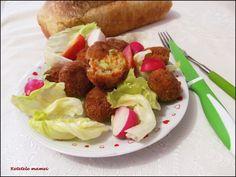 Chifteluțe din legume Ethnic Recipes, Food, Essen, Meals, Yemek, Eten