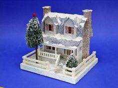 Little Glitter Houses Photo Gallery - Howard Lamey - Picasa Web Albums  cute love the porch