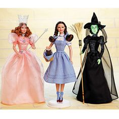 Barbie® 75th Anniversary The Wizard of Oz™ Dolls $49.99