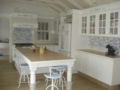 cozinha estilo provençal executado por Mil Artes