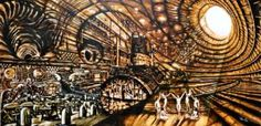 "Saatchi Art Artist Jack Tribeman; Painting, ""The future past"" #art"