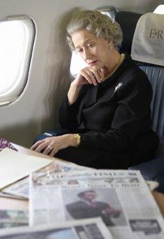 Helen Mirren: The Queen (2006)