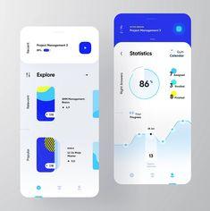 Online Courses by Sèrgi Mi – Make Mobile Applications Dashboard Mobile, Dashboard Ui, Mobile App Ui, Dashboard Design, App Ui Design, User Interface Design, Web Design, Ui Ux, Ideas