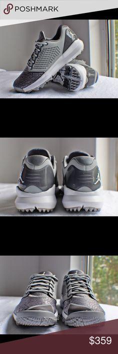 4bdb6035d8 Nike Jordan Trainer ST G Golf Shoes Size 9 Jordan Trainer ST G Golf Shoes •